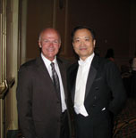 dr wang and rudy kalis who is the mc of eyeball 2011